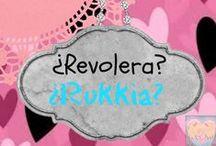 El Revolero Mundo de Rukkia / Imágenes del blog El Revolero Mundo de Rukkia.   http://elrevoleromundoderukkia.blogspot.com.es/