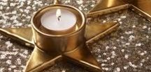 Glistening Gold Christmas 2016 / This year we are mixing it up. We still have some of our very traditional brassy gold decorations but have also introduced some light gold tones along with some more modern and stylish additions.