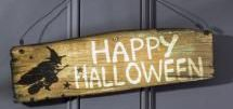 Frighteningly Fabulous Halloween 2016 / Here at The Contemporary Home, we try to provide you with Halloween decorations designed you can use year after year. We want to give you stylish and fun, pumpkins, signs, tea light holders, masks and more...