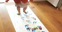 Actividades dentro de Casa / Ideas y juegos para jugar dentro de casa