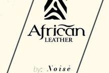 Colección Leather Expressions / 6 Expressions 6 Souls 1 Special Collection. African-Leather y seis grandes diseñadores de moda Colombianos se unieron para crear una colección especial para el hogar.