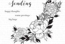 Sending Peonies