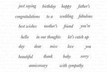 Basic Sentiments