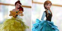 Fiestas de Cumpleaños de Princesas / Princess Birthday Party / / Ideas y decoraciones para fiestas de cumpleaños de princesas