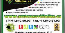 Antenas Villalba S.L. / que hacemos...
