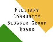 Military Community Blogger Group Board / Military Spouse, Veteran, and military-themed businesses blogger community board.  Supporting military entrepreneurs one pin at a time.  To be added, follow all my boards and email hello@jennyhale.com with your request.  Repin other pins and build the board together!
