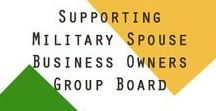 Supporting Military Spouse Business Owners / Group board to support military spouse entrepreneurs.  If you're a U.S. milspouse, you can request to be added to this group board by following all of my boards and emailing hello@jennyhale.com.  Please re-pin those in on the board consistently. Want to get more engagement on social media? Get your followers engaging with you online in less than 2 weeks here >>  https://bit.ly/2GXYHwB