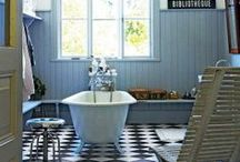 HOME: Bathroom / by A Night Owl Blog