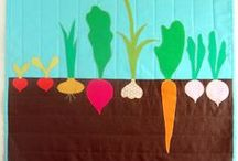 Foodie Art / Try these fun foodie creations for your next party!