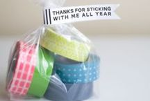 """WaShi*CRafTs*DeCoR*PaRtY"" / by A Night Owl Blog"