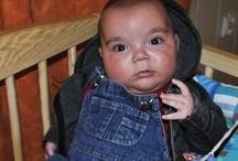 Oktawian / To zdjęcie bierze udział w konkursie Modne Dziecko  http:// allegro.pl/dzial/dziecko styl: denim