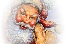 Boże Narodzenie / obrazki, kartki