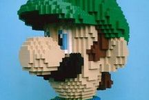 Lego / Cool Lego sculptures and sets
