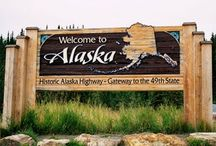 Any and all things Alaska (907) / A board that I dedicate to the state of Alaska. After going on a cruise back in July of 2012 and getting a chance to see the beauty of the state first hand, I can now see why it's called the last frontier.  / by Justin LaMarca©™