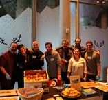 """Events / We love to share our produce knowledge with groups of all ages. Check us out at the Academy of Sciences """"Nightlife"""" to taste what's in season."""
