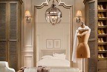 + Garderoby | wardrobes +