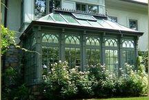 # Szklarnie, oranżerie | greenhouses, conservatories #