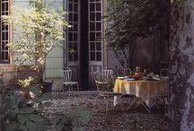 # Tarasy, patia | terraces, patios #