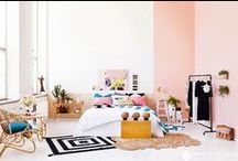 Bedrooms / by Vanie L.