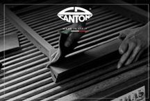 Daily life pics from Cantoni world / Who is Cantoni? How our team look like? How our makeup cases were born? Here we are!