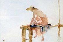 :: Akwarele | watercolors ::