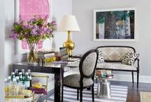 Interiors [Previously: Decorating...] / Inspiring ideas to decorate your home and tips from designers / by Vanie L.