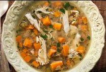 Soups, Stews & Chili / by Christine Aldridge