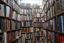 Libraries & Book Stuff / by Christine Aldridge