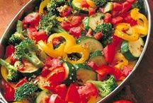 Vegetables & Side Dishes / by Christine Aldridge