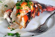 Manuela's Entrees Recipes / Entrees recipes: meat, seafood, vegetarian dishes.