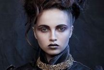 Beautiful Shadows, Dark Creatures / Elegant clothing, dark ambience and overwhelming madness / by Imani Simmons