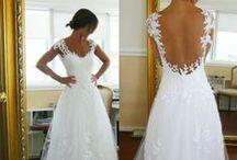 WEDDING DRESSES / by Debbie Stanley