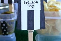 Perfect Party Ideas / PERFECT PARTY IDEAS! Birthdays, BBQs and MORE! If it's a party, it fits! PLEASE LIMIT 5 PINS at a time. Pins MUST link to original source (no Google image, etc). All spam and abuse will be deleted. Please do not add others. To be invited, follow all my boards and email me at anightowlblog@gmail.com with your pinterest URL.