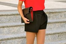 Fashion | Pants/Shorts / Outfits with pants and shorts! / by taylor buckner