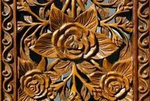 * | Snycerstwo | wood carving | *