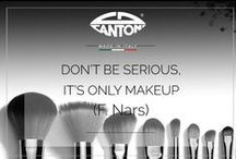 Makeup Artist Inspirationals / Inspirational quotes and moodboard for Make-up Artists