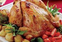 Chicken Recipes / by Christine Aldridge