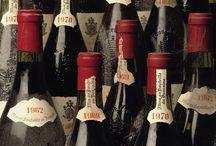 Vinho / Apreciar um bom vinho é saber desfrutar de um prazer único que a vida oferece.