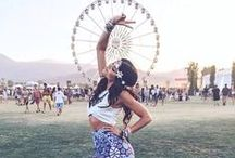 ▹❂ COACHELLA ❂◃ / Hipanema at #Coachella / Credit photo Jennifer Johnson.