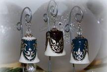 NAPARSTKI collectible thimbles / Naparstki ręcznie malowane