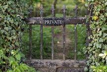 # W moim tajemniczym ogrodzie  | in my secret garden #