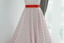MIABELLA HUNGARY / Retro, vintage, pin-up, rockabilly, 1950's - dresses, tutu skirts, accesories and more