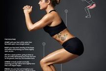 Shape That Booty / Boost that behind with these booty-lovin' tips.