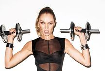 Workout Chic / Sweat in style with these fashionable workout looks.