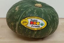Winter Hard Squash / Halloween is just around the corner and the cooler weather is bringing visions of comfort food. Download the complete Tutti Frutti Winter Hard Squash shopping and cooking guide on our blog at www.earlsorganic.com