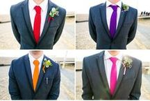 Rainbow / Fresh and vibrant colours for your special day!