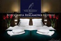 Reklama Hotele Kraków / Fotografia reklamowa hoteli  w Krakowie. Profesjonalne zdjęcia reklamowe hoteli w Krakowie