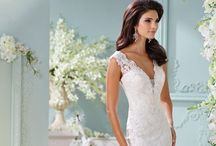 A-Line Gowns / A-Line Gowns