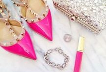 Obsessed with Pink / Let's paint the world pink! Cheeky Physique is in love with all things pink.