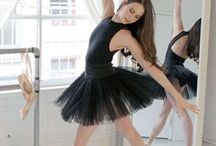 Get a Dancer's Body / Who doesn't want to look like a dancer? Here's how to get a dancer's graceful curves and sleek body for yourself.